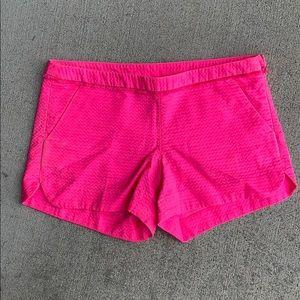 Neon Pink Lily Pulitzer Shorts